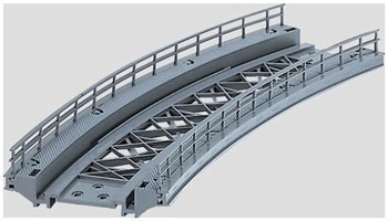 Marklin 7267 Curved Ramp K&M Track Radius 360mm
