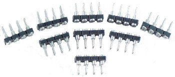 NCE 5240211 PLUG-PACK TEN NMRA 8 PIN