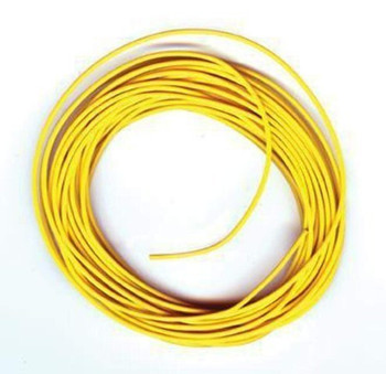Peco PL-38Y All Scales 3 AMP 16-STD WIRE YELLOW