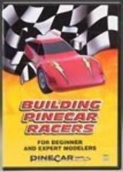 PineCar P3941  BUILD PINECAR RACERS DVD