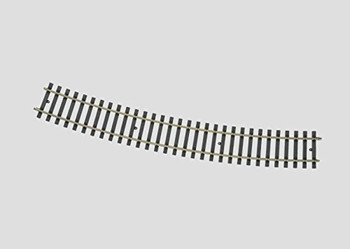 Marklin 59076 G1 Curved track 22,5 Degree 1550 mm(H1071)