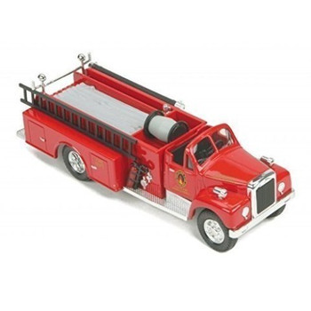 MTH MTH3050103 O DC Fire Truck, Cleveland Union Terminal