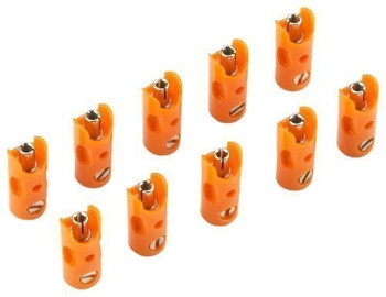 Marklin My World Sockets (10-Piece), Orange
