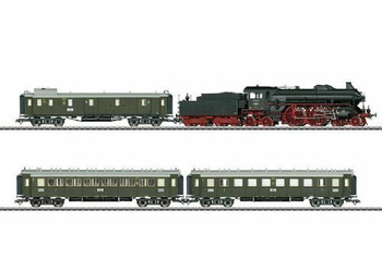Marklin 26607 HO Scale GRG EXP TRAIN SET