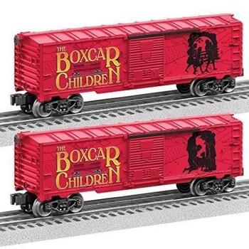 Lionel The Children Boxcar