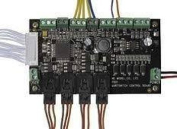 Peco PLS-120 All Scales SMARTSWITCH CONTRL BOARD