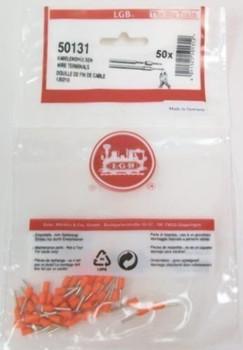 LGB 50131 Wire End Protectors (50-Piece)