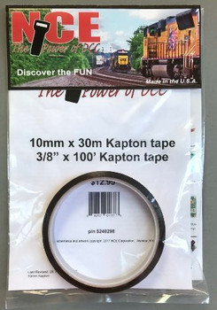NCE 5240298 KAP10 100FT 10MM KAPTON