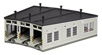 Kato 23-240 N 3-Stall Roundhouse
