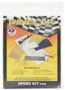 PineCar P356  SPEED KIT
