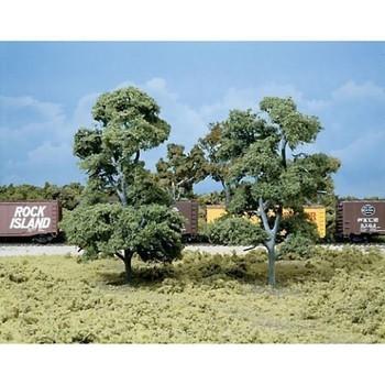 Big Old Trees Large Metal Tree Kit 7-7 1/2 Woodland Scenics