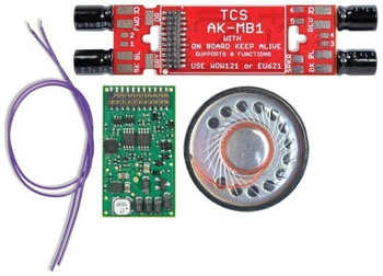 Train Control Systems 1786 WDK-KAT-2 WOW KIT