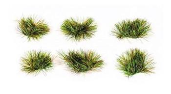 Peco PSG-66 6MM AUTUMN GRASS TUFTS