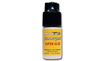 PineCar P381 SUPER GLUE .11 OZ
