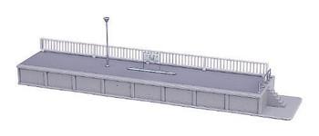 Kato 23-113 N One-Sided Platform End #2