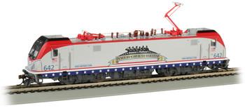 Bachmann 67403 HO Scale ACS-64 - DCC Sound Amtrak Salutes Our Veterans #642