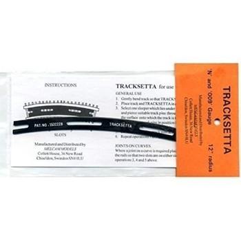 """Peco NT12 N Scale N 12"""" RADIUS TEMPLATE"""