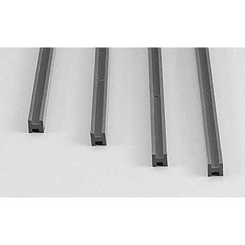 "Plastruct 90064 (4)(H-6)3/16"" ABS H COLUM"