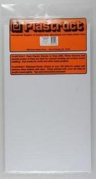 "Plastruct 91103 (5)(SSS-103).030 X 7"" X 1"