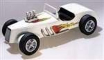 PineCar P373  WILDFIRE ROADSTER -DELUX