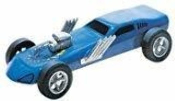 PineCar P371  TURBO FUNNY CAR - DELUXE