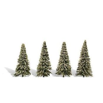 "Classics Tree, Blue Needle 4-6"" (4)"