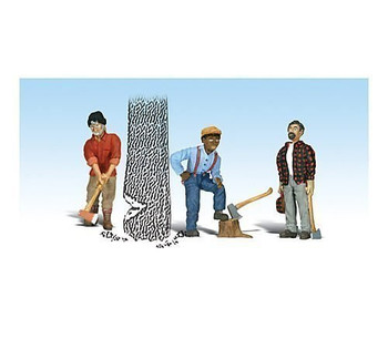 Woodland Scenics G Chip Woody & Chopper WOOA2552