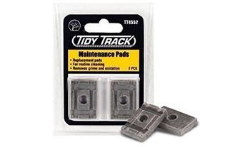 WOODLAND SCENICS TT4552 Tidy Track Maintenance Pads WOOU4552