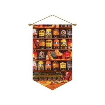 Lionel 942030 WELL STOCKED WALL HANGING