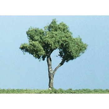 Gnarled Small Metal Tree Kit 4 1/2 inches Woodland Scenics