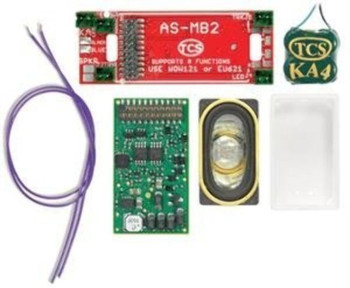 Train Control Systems 1779 WDK-ATL-6 WOW KIT