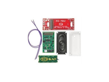 Train Control Systems 1784 WDK-BAC-3 WOW KIT