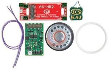Train Control Systems 1781 WDK-ATL-8 WOW KIT