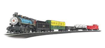 Bachmann 00750 HO Chessie Special Train Set