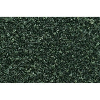Dark Green Coarse Turf in a Bag Woodland Scenics