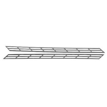 Plastruct 90482 (2)(SR-4)HO (1:100) ABS S