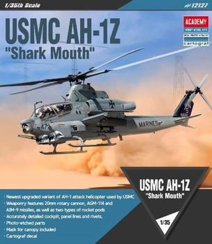 """Academy 12127 AH-1Z """"SHARK MOUTH"""" USMC"""