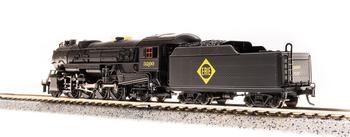 Broadway Limited 5705 N Erie USRA Heavy Mikado Steam Locomotive Sound #3202