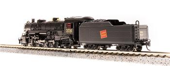 Broadway Limited 5722 N Canadian National USRA Light Mikado Steam Loco #4505