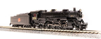 Broadway Limited 5723 N Canadian National USRA Light Mikado Steam Loco #4505
