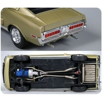 AMT 634 1:25 1968 SHELBY GT500