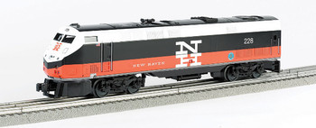 Bachmann O Scale GENESIS NEW HAVEN #228