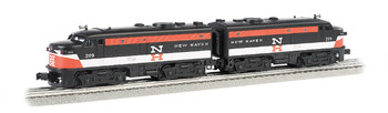 Bachmann 20092 O Scale NEW HAVEN #209 - O-27 ALCO FA-2 POWERED A / DUMMY