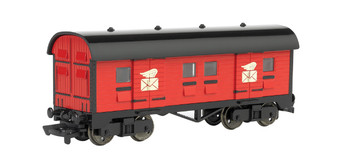 Bachmann 76040 HO Scale MAIL CAR - RED