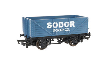 Bachmann 77003 HO Scale SODOR SCRAP WAGON