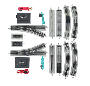 Bachmann 44893 N Scale E-Z TRACK EXPANDER PACK