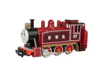 Bachmann 58819 HO ROSIE W/MOVING EYES RED