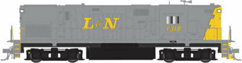 Atlas 10011014 HO Undecorated (w/ DB) C420 Ph.2B High Nose Locomotive DCC Sound