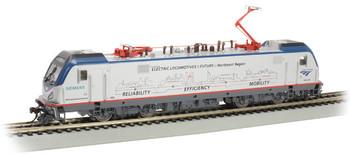 Bachmann 67406 HO Scale SIEMANS ACS-64 DCC Sound Amtrak #602 - Mobility Scheme
