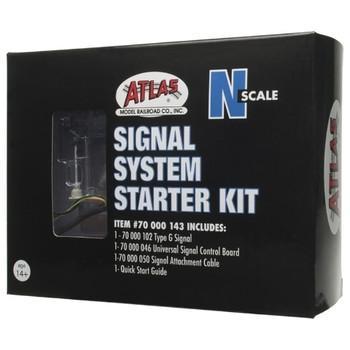 Atlas 70000143 N Scale Signal Starter Set